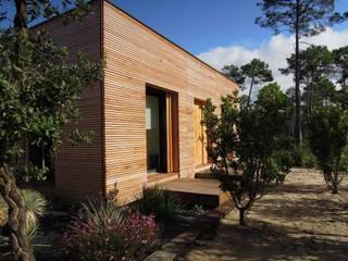 Maison Sultan Maisons modernes par Nov'archi Moderne