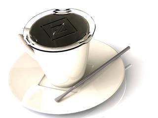 Nespresso Nespression: modern  von Squaring,Modern