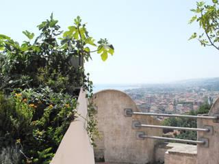 Garden by Cecchetti Denarié Stefàno, Mediterranean