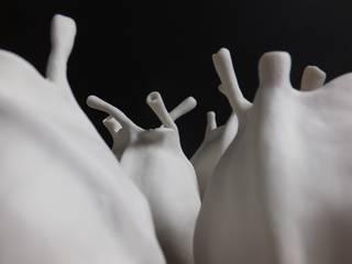 Danse de porcelaine par GIRAUD ANNE-SOPHIE Moderne