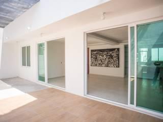 """Remodelacion Casa """"El Almendro"""" Casas minimalistas de zerraestudio Minimalista"""