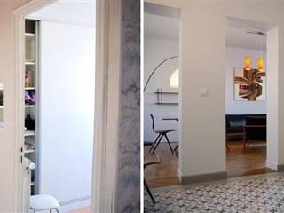 Appartement 3 pièces 60m2 par Créateurs d'intérieur Bordeaux