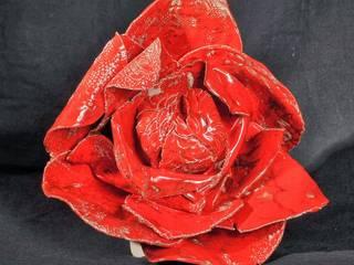 """Rouge sang"" par Atelier DOUARN, Sandrine RAMONA NERROU Moderne"