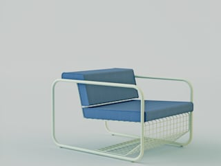 Daedalus Furniture – Grid: modern tarz , Modern