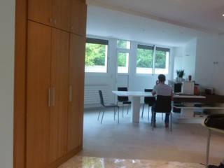 Espace à vivre: Maisons de style  par Architectures²