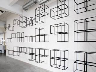 Showroom Kopenhagen:   von Gridstudio