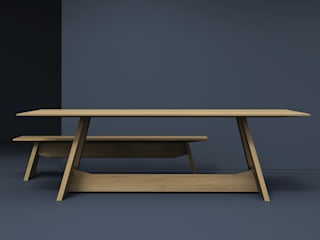 studio jan homann Dining roomTables