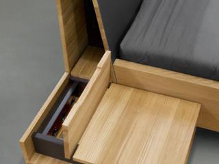 Bed A: modern  von studio jan homann,Modern