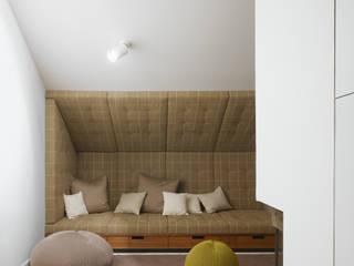 APARTMENT SCH Дома от Ippolito Fleitz Group – Identity Architects