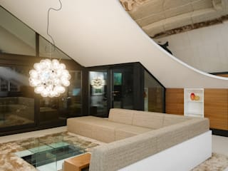 APARTMENT SCH Ippolito Fleitz Group – Identity Architects Houses