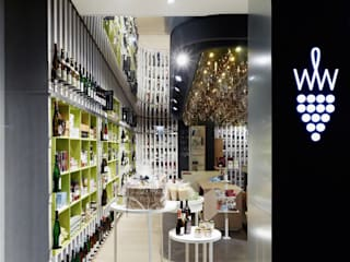 Wein & Wahrheit Ippolito Fleitz Group – Identity Architects Ruang Komersial