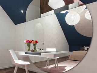 Loft ESN Moderne Ankleidezimmer von Ippolito Fleitz Group – Identity Architects Modern