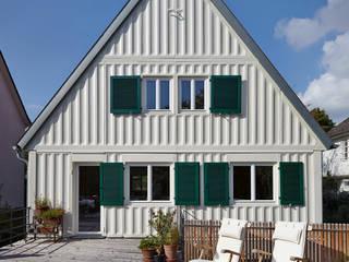 Rumah Gaya Eklektik Oleh Turck Architekten Eklektik