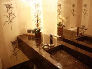 Salle de bains de style  par Leles Arquitetura e Iluminação, Moderne