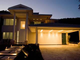 Leles Arquitetura e Iluminaçãoが手掛けた家,