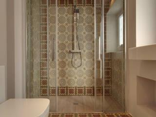 PISO MOZART:  de estilo  de Lara Pujol  |  Interiorismo & Proyectos de diseño, Moderno