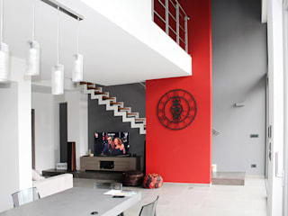 Modern Living Room by Studio 06 Modern