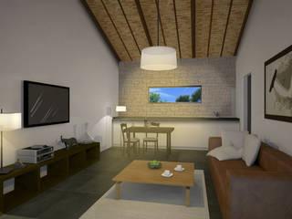 PHUKET-THAÏLANDE Maisons tropicales par AC architecture Tropical