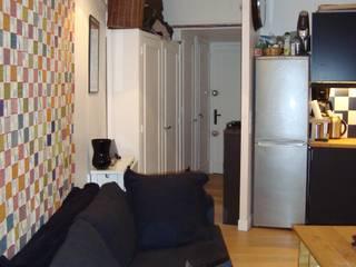 Appartement Paris par AC architecture Moderne