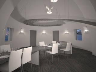 Hôtel au Groënland par AC architecture Éclectique