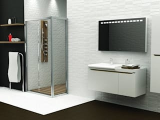 MAESTA BATHROOM FURNITURE – ARCO  - MAESTA BATHROOMS: modern tarz , Modern