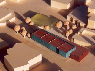 Archäologiemuseum in Herne:   von Schneider Architekten