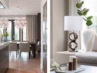 Modern dining room by choc studio interieur Modern