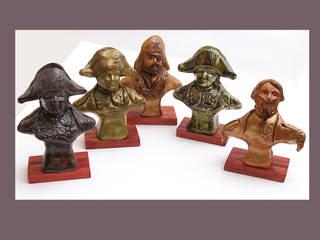 Les bustes:  de style  par Atelier d'artiste SYRIEX RD