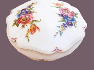 Quelques décoration de porcelaine par Atelier d'artiste SYRIEX RD Classique
