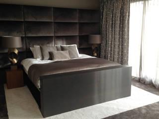 Camera da letto in stile  di choc studio interieur