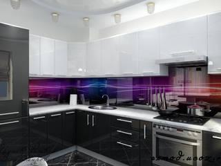 Дизайн гостиной в современном стиле. г. Невинномысск: Гостиная в . Автор – Цунёв_Дизайн. Студия интерьерных решений.