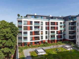 Lange Reihe - Bülaustraße:   von Wessling + Walkenhorst Architekten bda