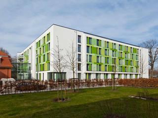 Q 21 Seniorenpflegeheim:   von Wessling + Walkenhorst Architekten bda