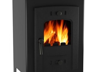 Aarrow Wood Burning / Multi Fuel Stoves: modern  by Direct Stoves, Modern