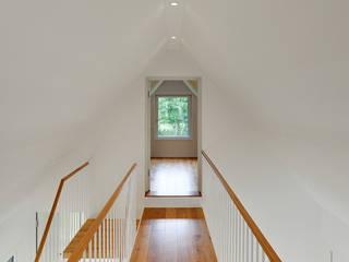 Möhring Architekten Couloir, entrée, escaliers modernes