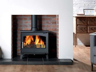ACR Wood Burning / Multi Fuel Stoves de Direct Stoves Moderno