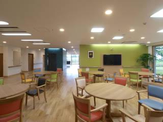 Welina オリジナルな病院 の INADE architects オリジナル
