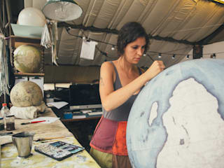 eclectic  by Bellerby and Co Globemakers, Eclectic