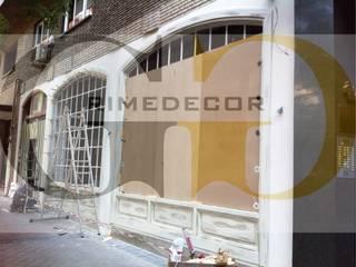 LOCAL COMERCIAL EN MADRID Oficinas y tiendas de estilo colonial de GREGORIO GUERRERO INTERIORISMO Colonial
