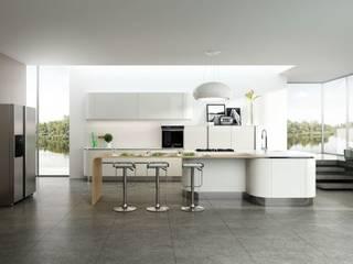 Diemme Cucine Cocinas de estilo moderno