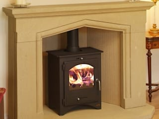 Bohemia Multi Fuel Stoves: modern  by Direct Stoves, Modern