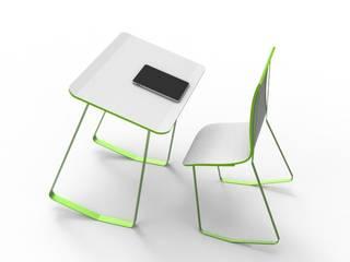 Mobilier scolaire - Fun:  de style  par JeanneTalonneau