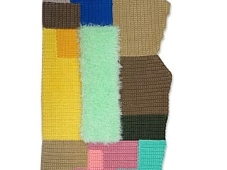 City Project Rug Series: ATELIER JUNNNE의 에클레틱 ,에클레틱 (Eclectic)