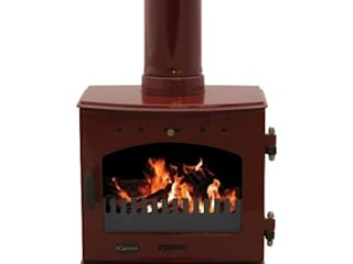 Carron Wood Burning / Multi Fuel Stoves: modern  by Direct Stoves, Modern