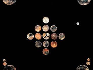 eclectic  by Judith Regnault-Tedesco, Eclectic