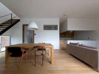 心地良いスキップハウス: ラブデザインホームズ/LOVE DESIGN HOMESが手掛けた家です。,モダン