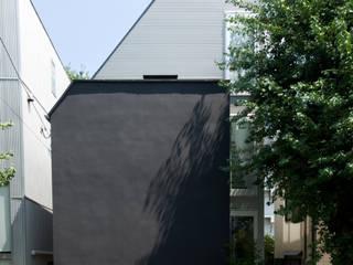 4層の家 余田正徳/株式会社YODAアーキテクツ モダンな 家
