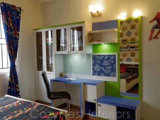 Priyanka & Yashbir Modern Kid's Room by Cozy Nest Interiors Modern