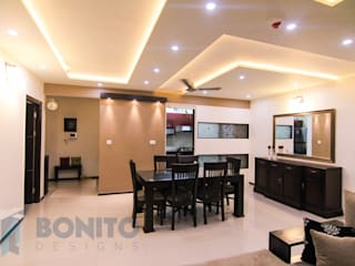 Dining room by homify, Asian