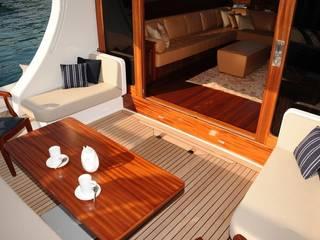 Modern yachts & jets by Gizem Kesten Architecture / Mimarlik Modern